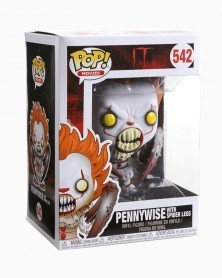 Funko POP IT - Pennywise (with Spider Legs), caixa