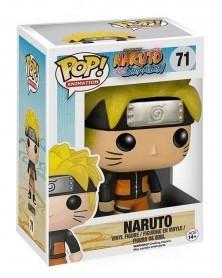 Funko POP Anime - Naruto Shippuden - Naruto, caixa