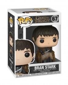 POP Game of Thrones - Bran Stark (on Wheel Chair), caixa