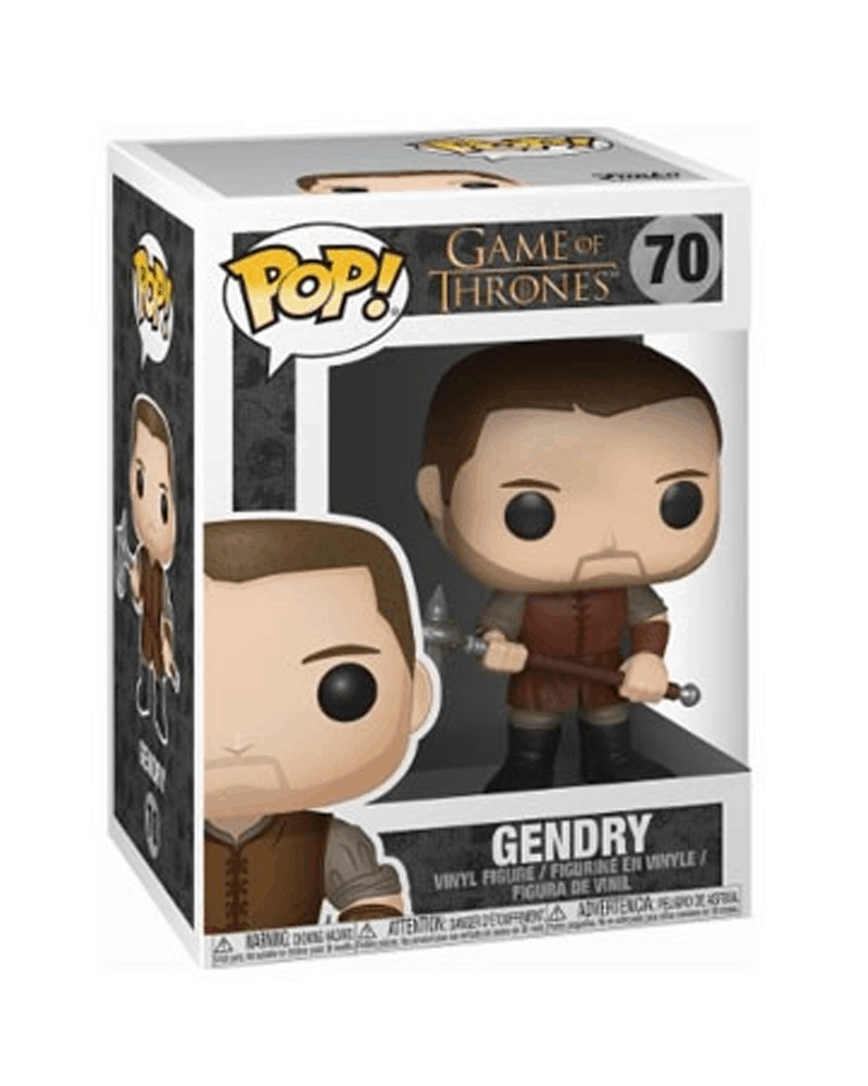 Funko POP Game of Thrones - Gendry, caixa