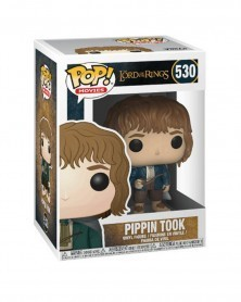 Funko POP Lord of The Rings - Pippin Took, caixa