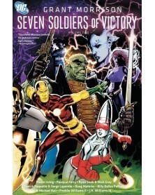 Seven Soldiers Of Victory Vol 2 HC