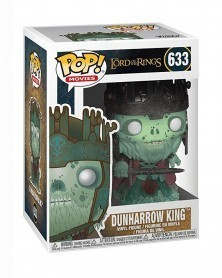 Funko POP Lord of The Rings - Dunharrow King, caixa