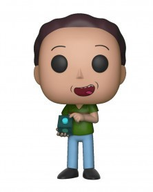 Funko POP Animation - Rick and Morty - Jerry