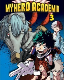 My Hero Academia vol.3 (Ed. Portuguesa)