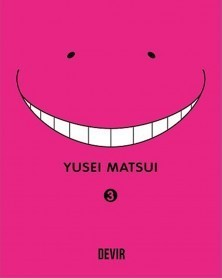 Assassination Classroom vol.3 (Ed. Portuguesa)