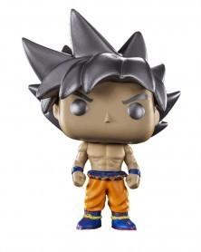 POP Anime - Dragonball Super - Ultra Instinct Goku