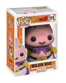 Funko POP Anime - Dragonball Z - Majin Buu, caixa