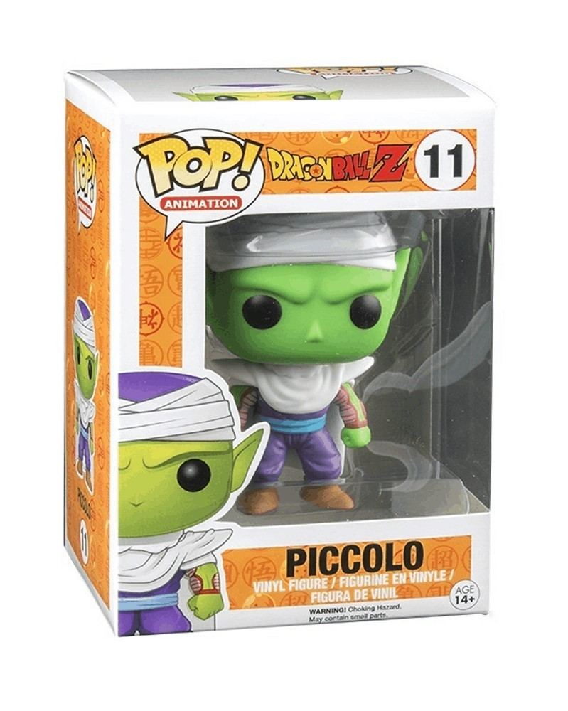 Funko POP Anime - Dragonball Z - Piccolo, caixa