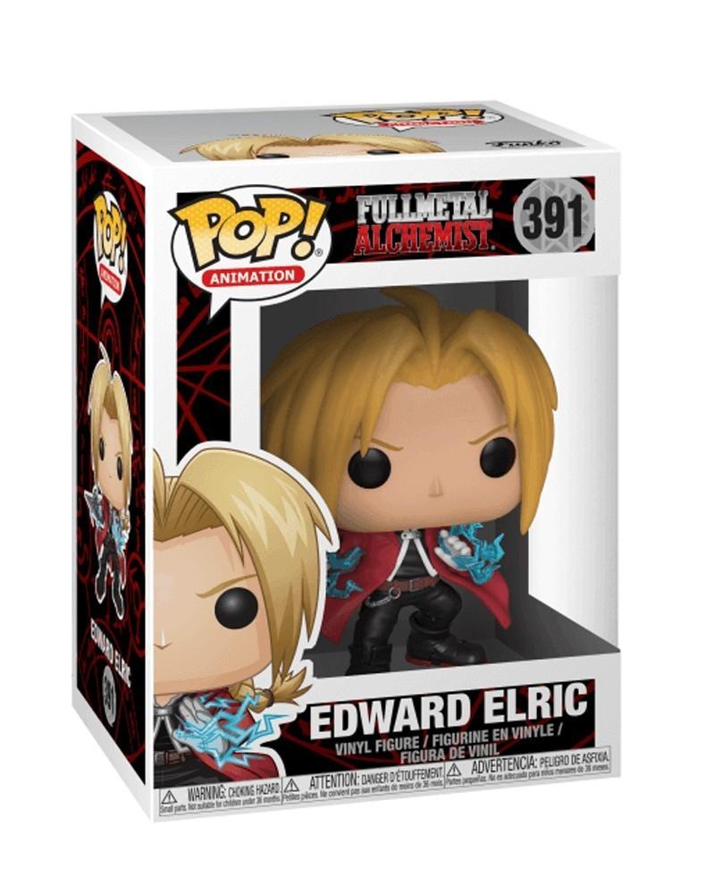 POP Animation - Fullmetal Alchemist - Edward Elric, caixa