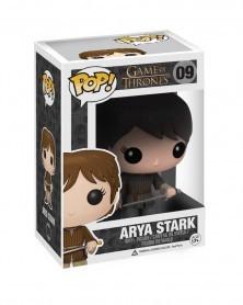 Funko POP Game of Thrones - Arya Stark, caixa