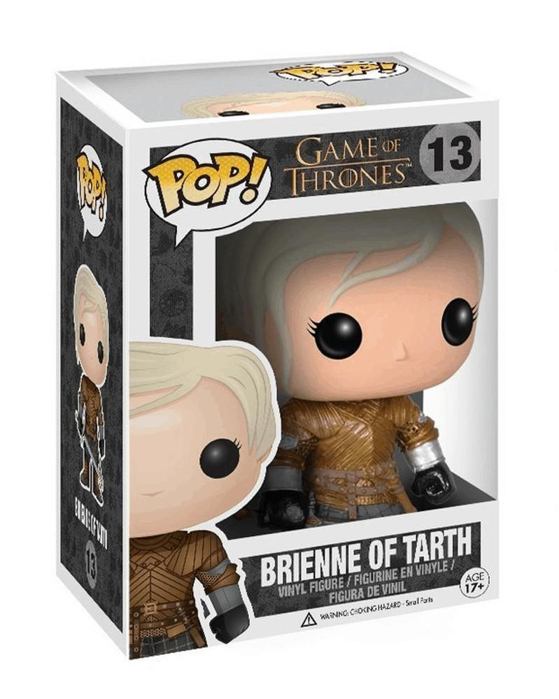 Funko POP Game of Thrones - Brienne of Tarth, caixa