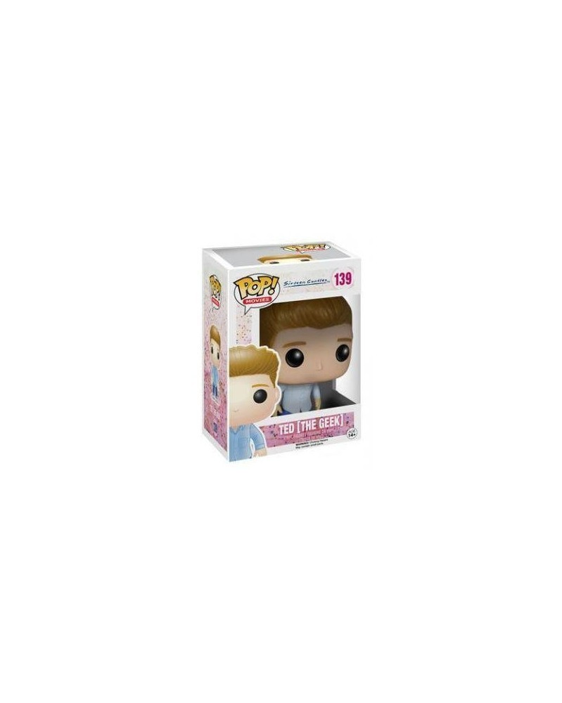 POP Movies - Sixteen Candles - Ted (The Geek)