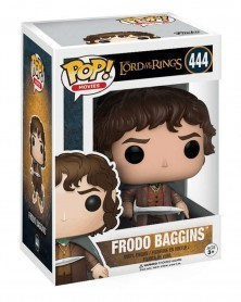 Funko POP Lord of The Rings - Frodo Baggins, caixa