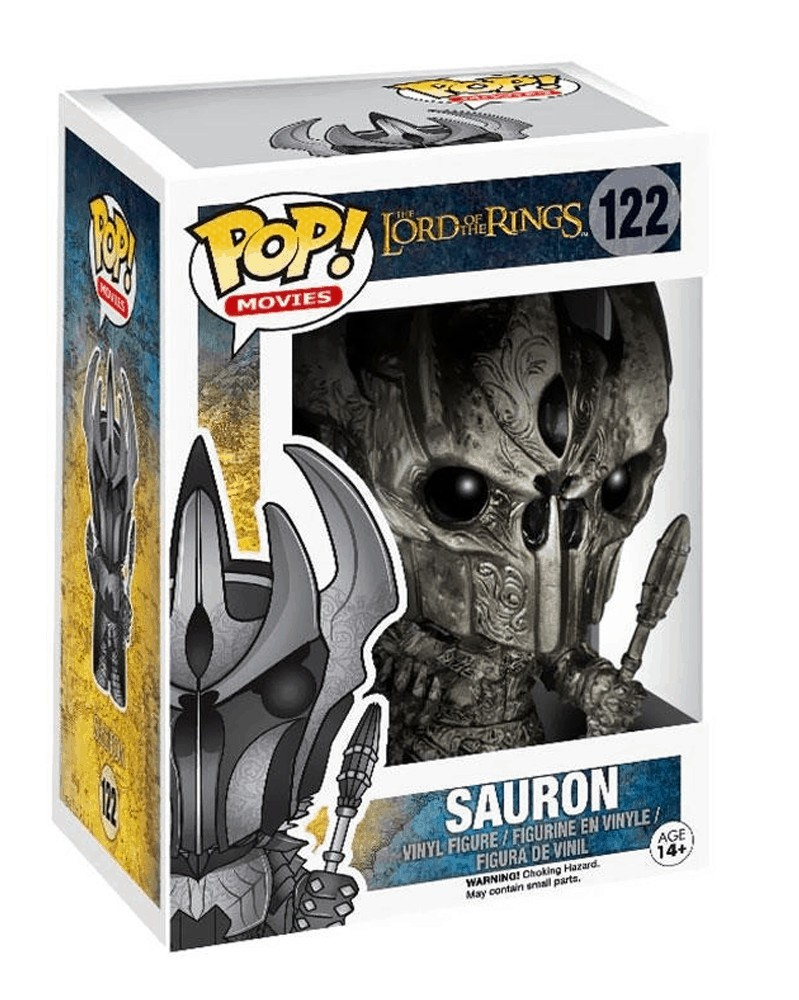 Funko POP Lord of The Rings - Sauron, caixa