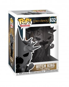 Funko POP Lord of The Rings - Witch King, caixa