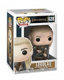 Funko POP Lord of The Rings - Legolas, caixa