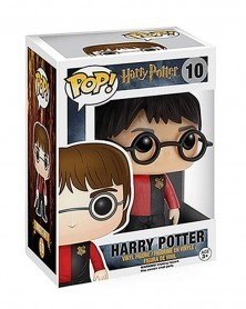Funko POP Movies - Harry Potter (Triwizard), caixa
