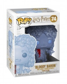 Funko POP Harry Potter - Bloody Baron, caixa
