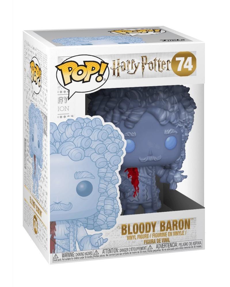 Funko POP Harry Potter - Bloody Baron, caixa