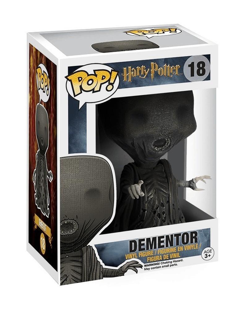 Funko POP Harry Potter - Dementor, caixa