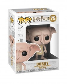 Funko POP Harry Potter - Dobby (snapping his fingers), caixa