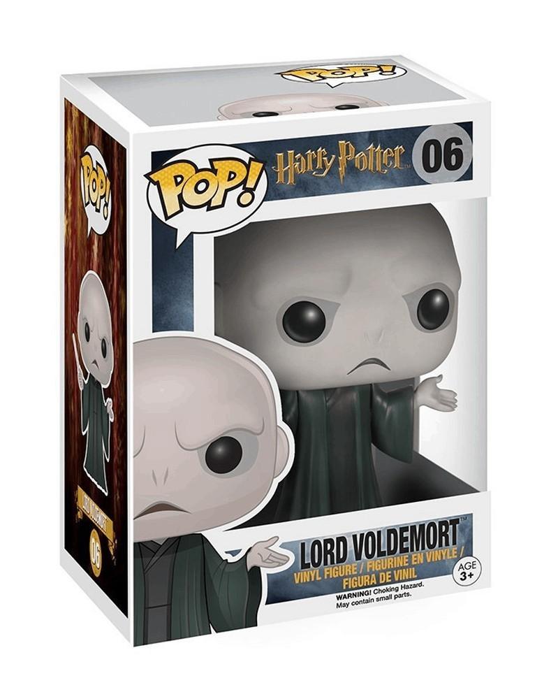 Funko POP Harry Potter - Lord Voldemort, caixa