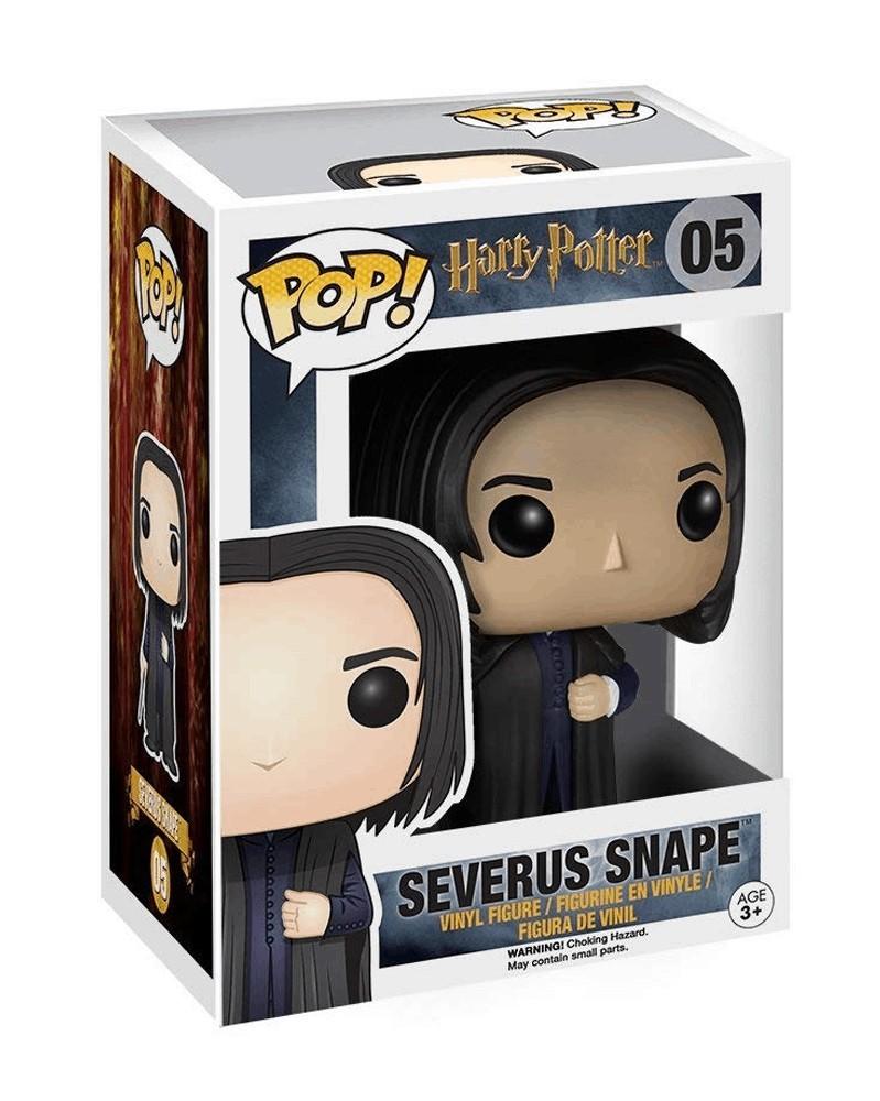 Funko POP Harry Potter - Severus Snape, caixa