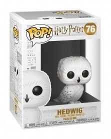Funko POP Harry Potter - Hedwig, caixa