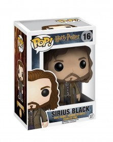 Funko POP Harry Potter - Sirius Black, caixa