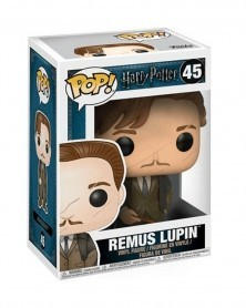 Funko POP Harry Potter - Remus Lupin, caixa