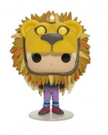 Funko POP Harry Potter - Luna Lovegood (with Lion Hat)