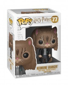 Funko POP Harry Potter - Hermione Granger (as Cat), caixa