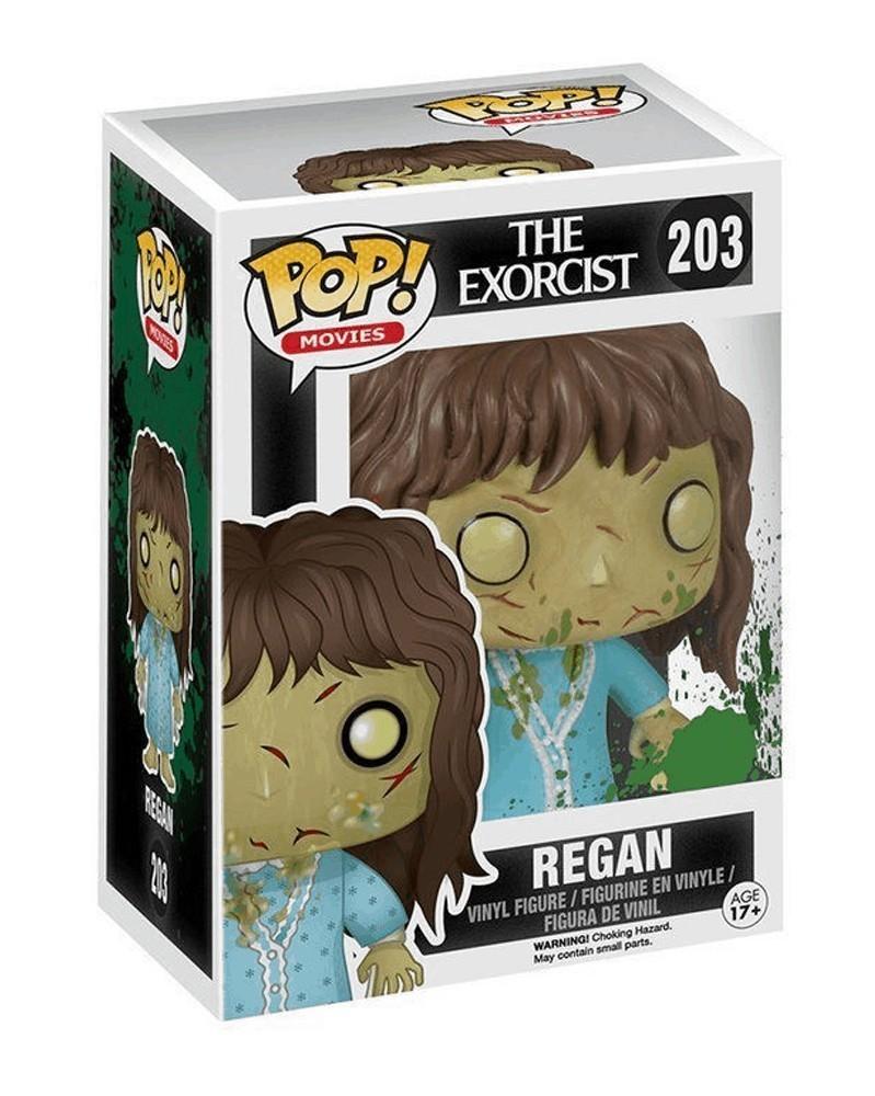 Funko POP Movies - The Exorcist - Regan, caixa