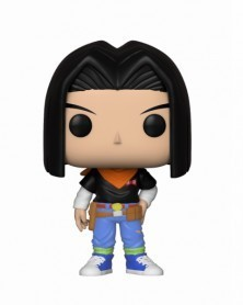 Funko POP Dragonball Z Android 17