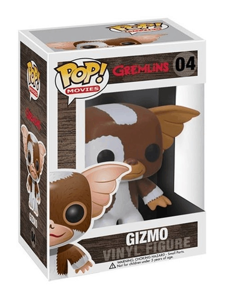Funko POP Movies - Gremlins - Gizmo, caixa