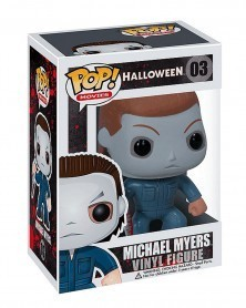 Funko POP Movies - Halloween - Michael Myers, caixa