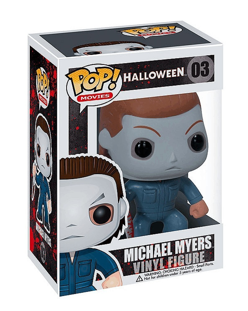 Funko POP Movies - Halloween - Michael Myers, caixa