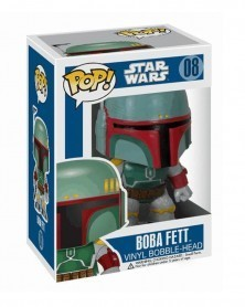 Funko POP Star Wars - Boba Fett, caixa
