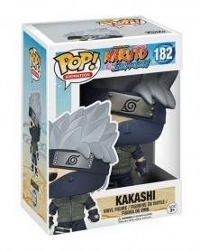 Funko POP Anime - Naruto Shippuden - Kakashi, caixa