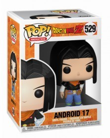 Funko POP Dragonball Z Android 17 Caixa