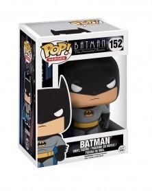 POP Heroes - Batman The Animated Series - Batman, caixa