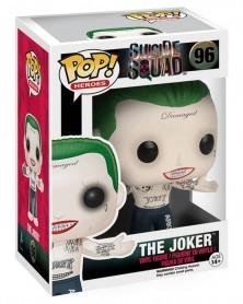 Funko POP Heroes - Suicide Squad - Joker, caixa