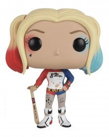 Funko POP Heroes - Suicide Squad - Harley Quinn