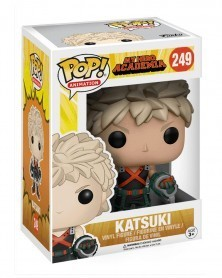 Funko POP Anime - My Hero Academia - Katsuki