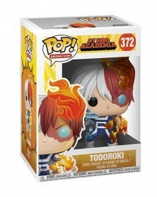Funko POP Anime - My Hero Academia - Todoroki, caixa