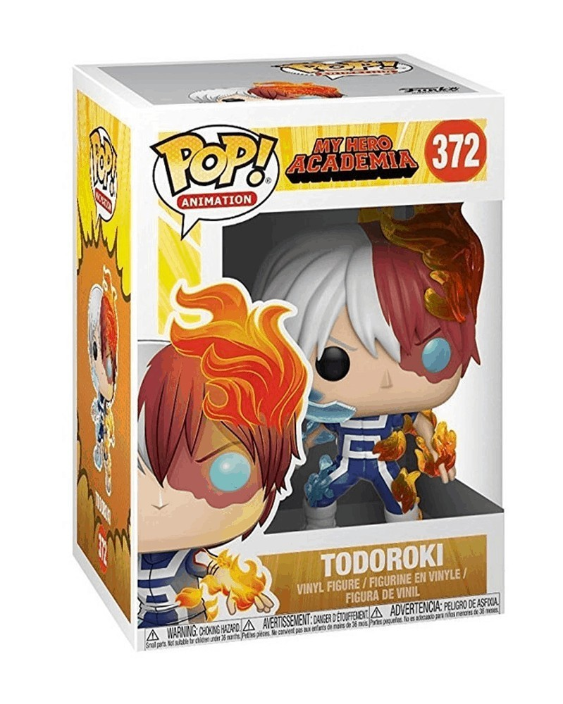 Funko POP Anime - My Hero Academia - Todoroki, caixa