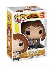 Funko POP Anime - My Hero Academia - Ochako, caixa