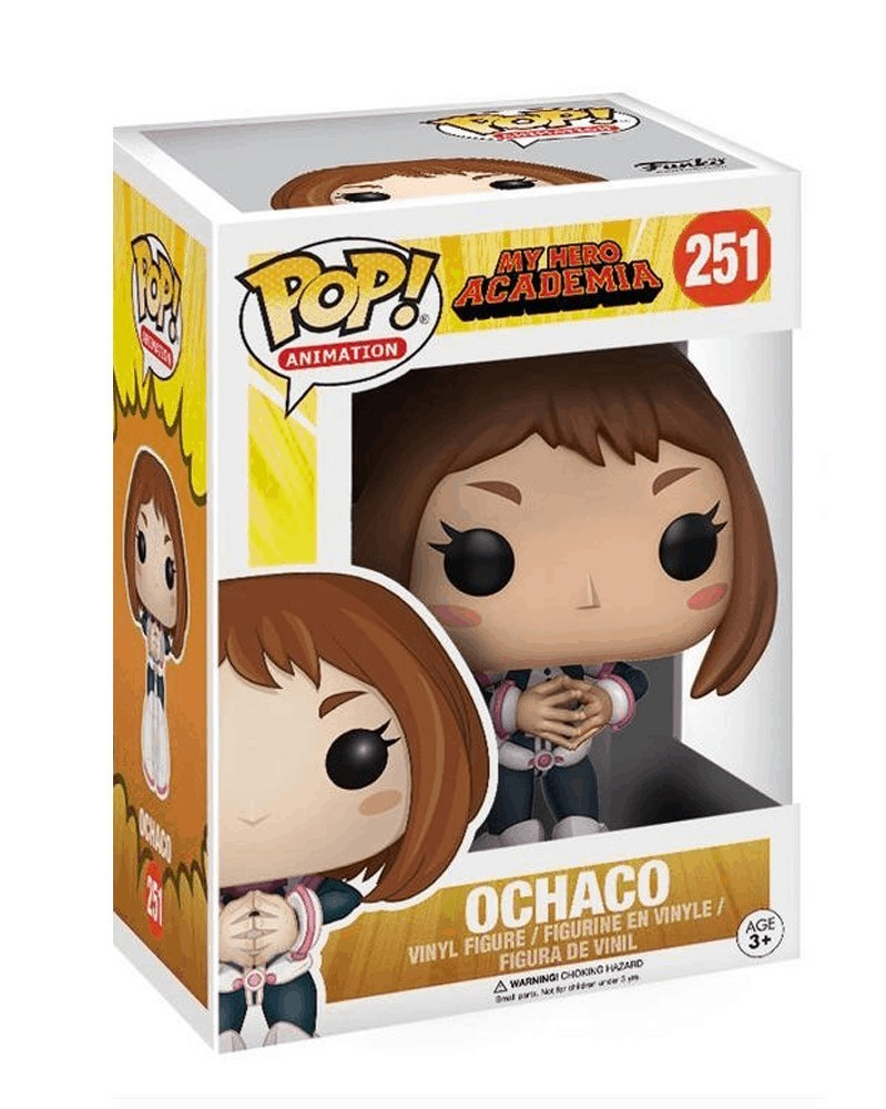 Funko POP Anime - My Hero Academia - Ochako, caixa