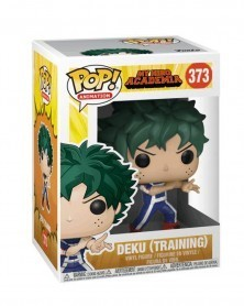 Funko POP Anime - My Hero Academia - Deku (Training), caixa